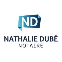 Nathalie Dubé, notaire
