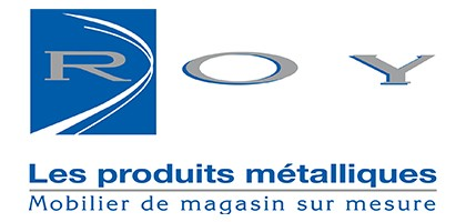 Les produits métalliques Roy